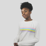 Unisex Rainbow Sweater