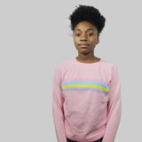 SAMPLE -Unisex Rainbow Sweater