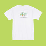 sad teens happy plants koko Unisex Tee
