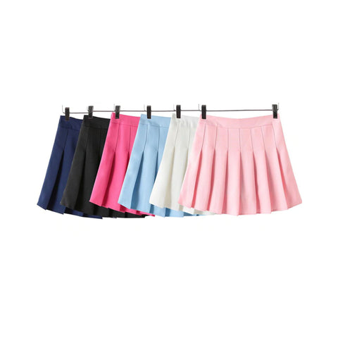 MUST HAVE PREPPY TENNIS SKIRT