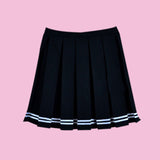 Tumblr Aesthetic Pleated Skirt