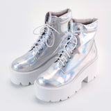 BLACK FRIDAY SALE EVENT -TUMBLR HOLO boots