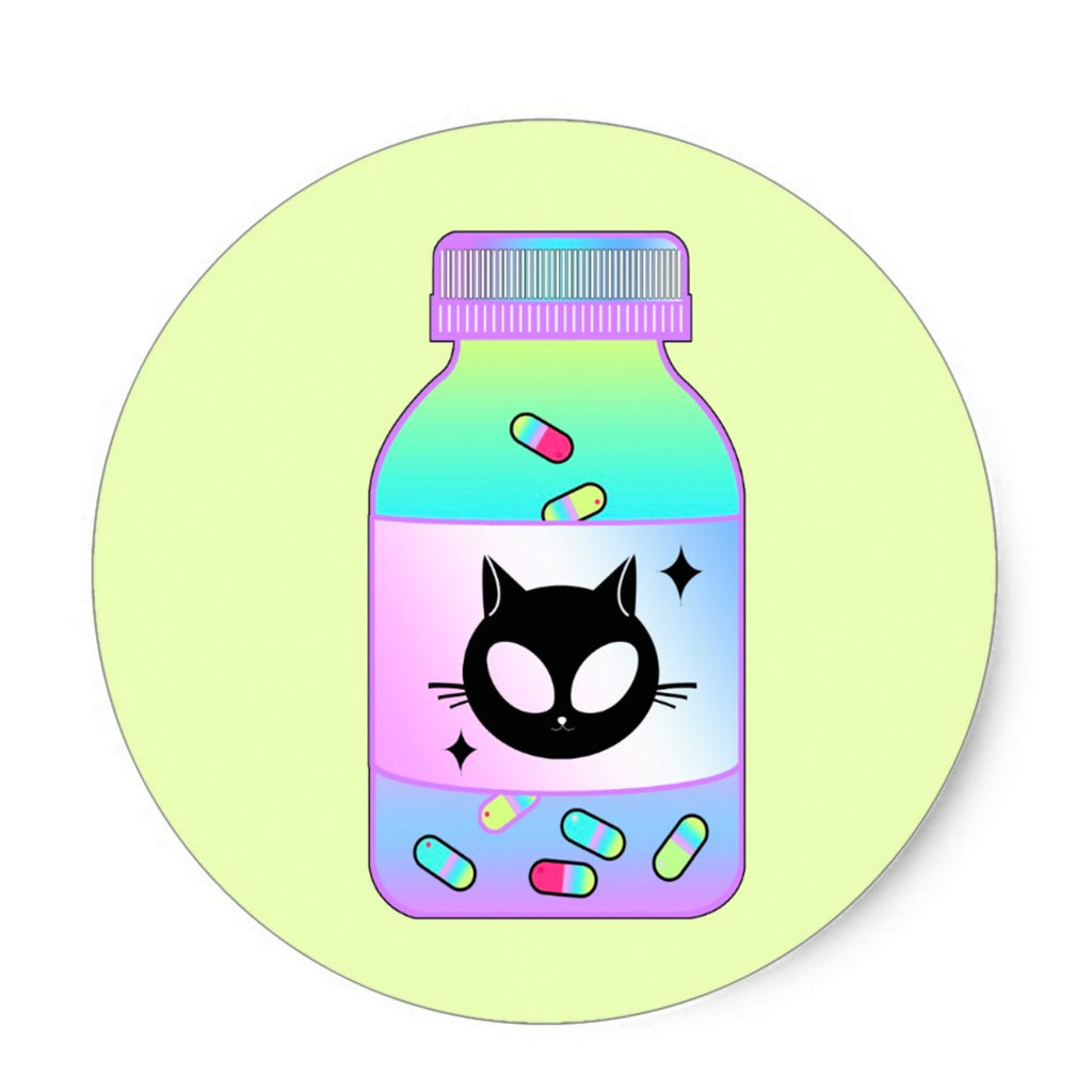 KOKO STICKER -CHILL PILL