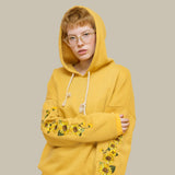 FLOWER CHILD SUNFLOWER HOODIE jumper