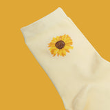 SAMPLE - 2018 BEE HAPPY FLOWER CHILD UNISEX SOCKS SET
