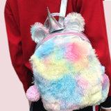 NOVEMBER SPECIAL DEAL- HOLO Unicorn backpack