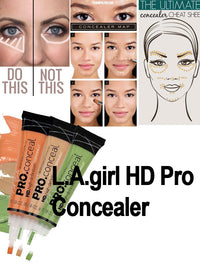Introduce L.A.girl HD Pro Concealer
