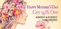 Happy Mother's Day Special-10% Off