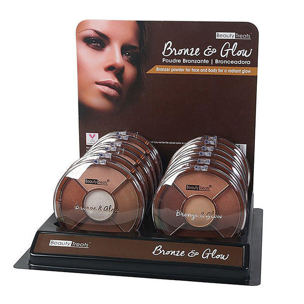 Beauty Treats BRONZE & GLOW PALETTE