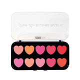 Beauty Treats HEART LOVE Blusher PALETTE