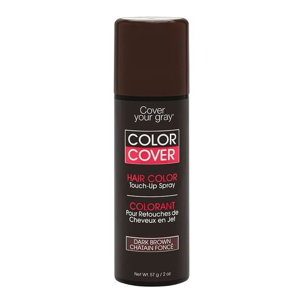 Cover your gray Color Cover 2 oz. - Dark Brown