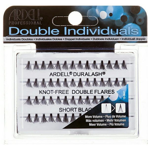 Ardell  DOUBLE FLARES BLACK-S