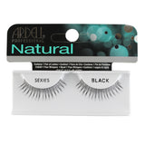 Ardell Natural Lashes, Sexies Black
