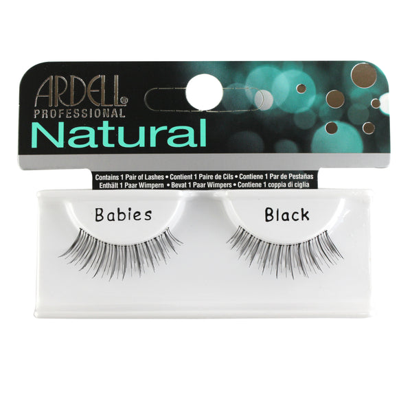 Ardell Invisiband Lashes, Babies Black