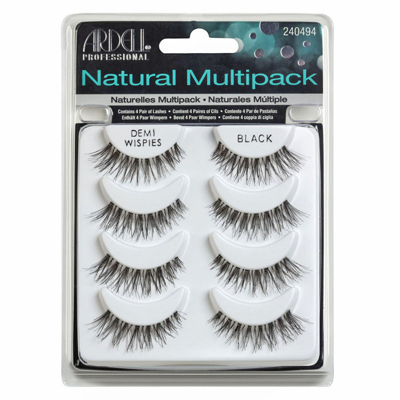 Ardell Multipack Demi Wispies Eyelash, Black