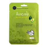 Facial Mask Pack 1 Sheet-Avocado