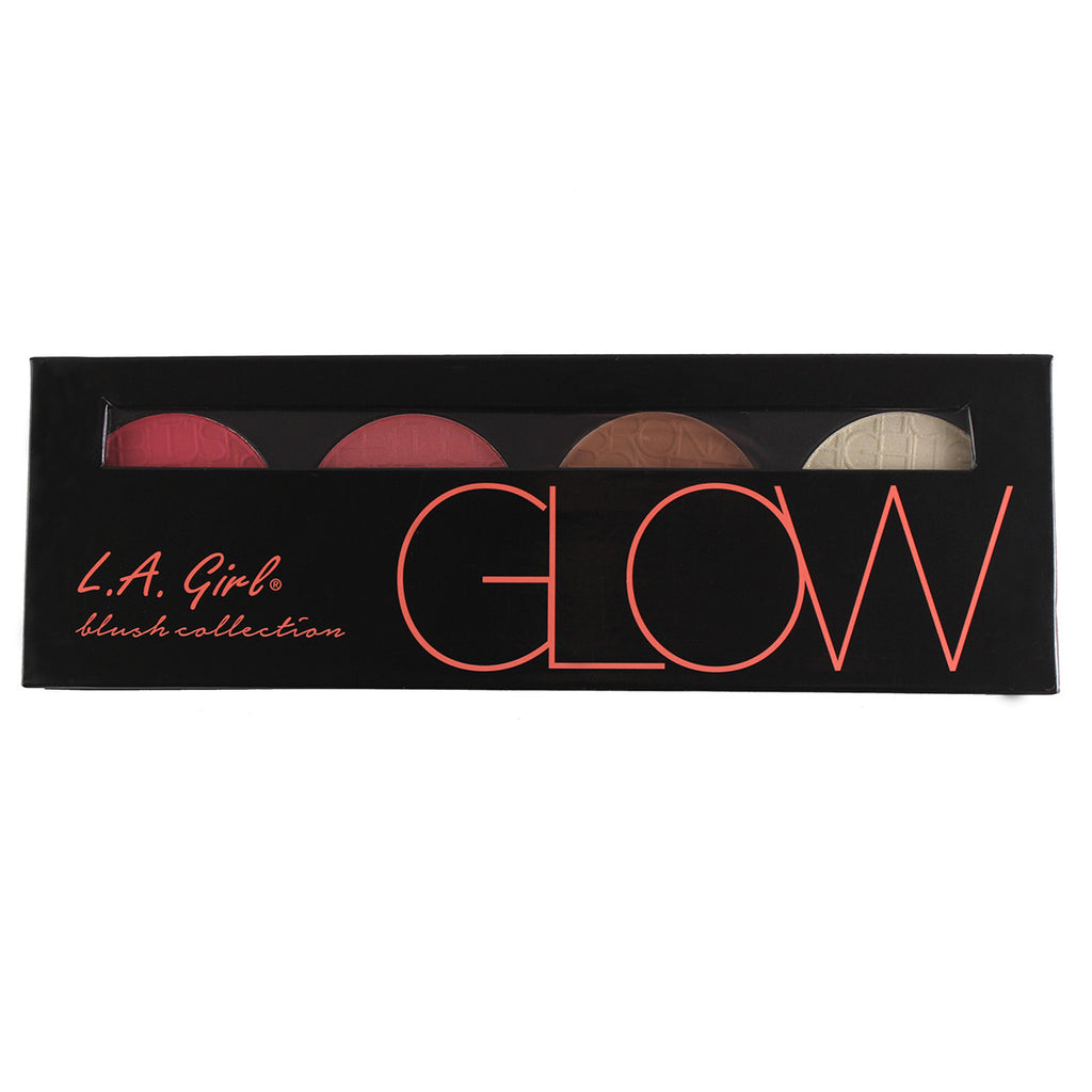 L.A.girl  Beauty Brick Blush Collection-Glow