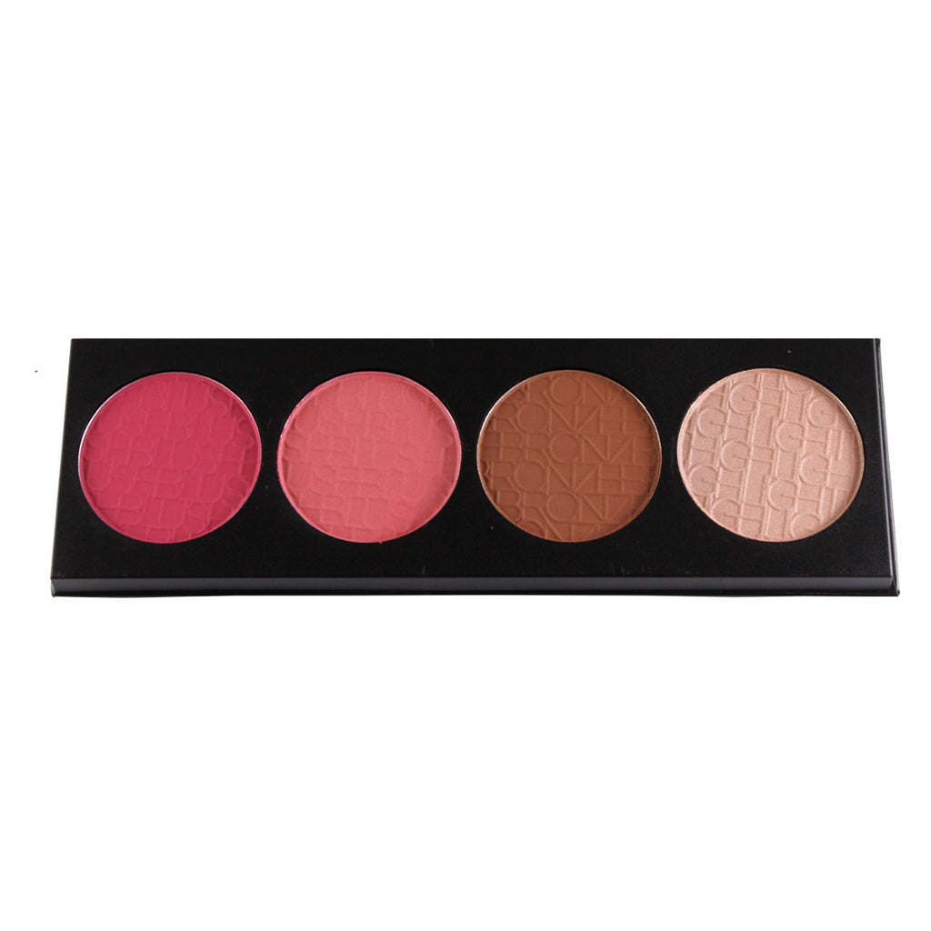 L.A.girl Beauty Brick Blush Collection-Glam