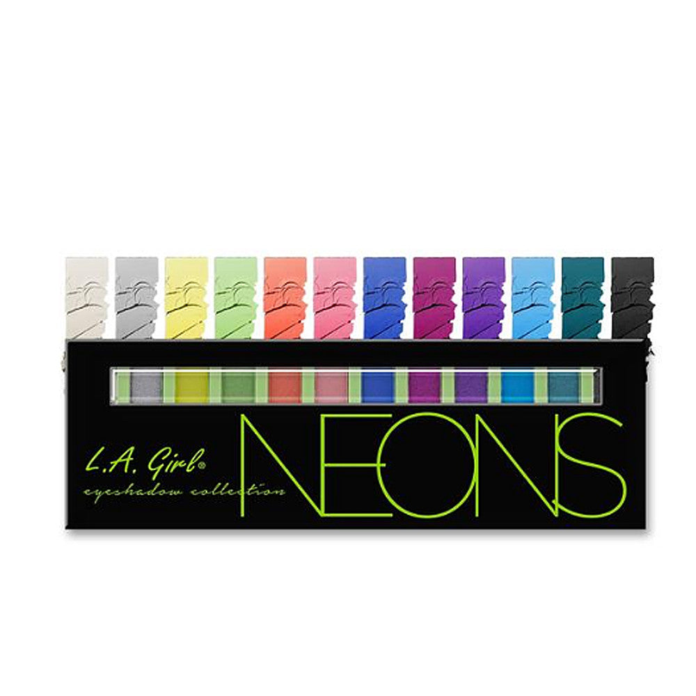 Brick Eyeshadow Collection -Neons