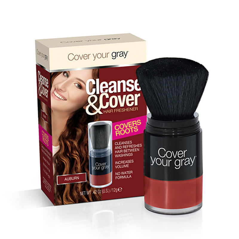 Cleanse and Cover Hair Freshener-AUBURN