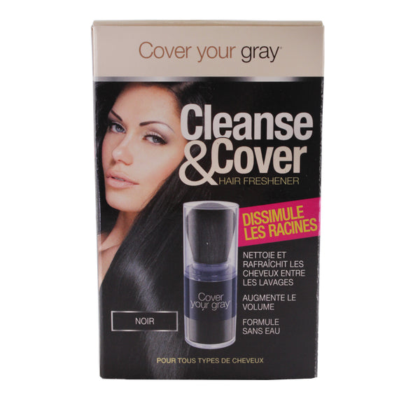 Cleanse and Cover Hair Freshener-NOIR