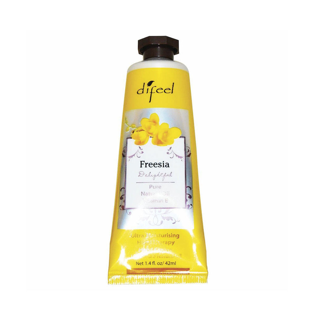 Organic Intensive Hand Cream-Freesia