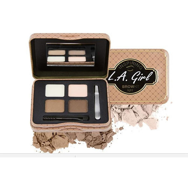 L.A. girl Inspiring brow kit-Light and bright