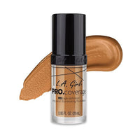 Pro Coverage Illuminating Foundation-Warm Beige