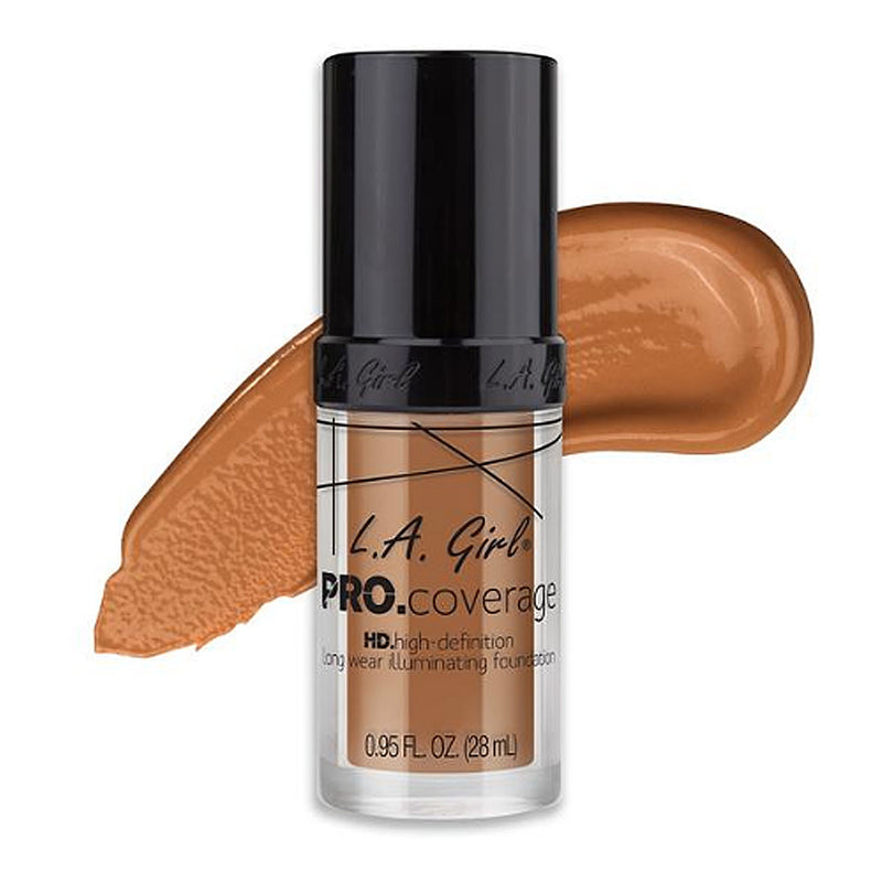 Pro Coverage Illuminating Foundation-Sand