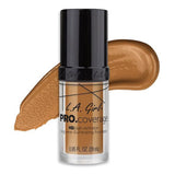 Pro Coverage Illuminating Foundation-Bronze