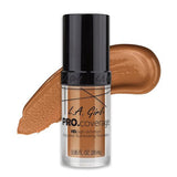 Pro Coverage Illuminating Foundation-Warm Caramel
