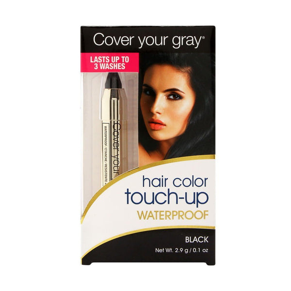 Cover Your Gray Waterproof Chubby Pencil - Black