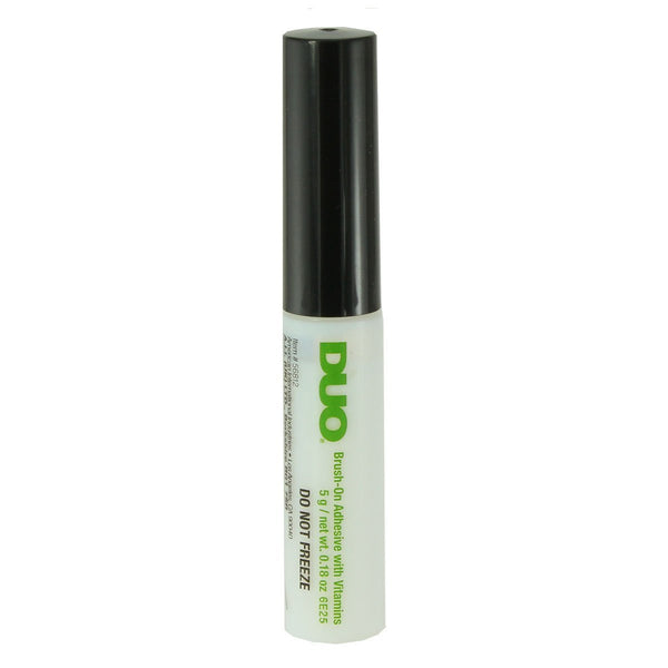 Duo Brush-On Lash Adhesive-Clear, 0.18 oz
