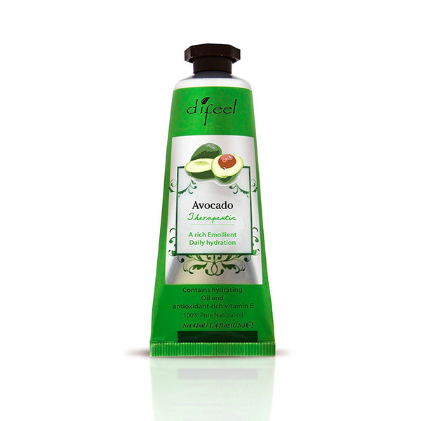 Organic Intensive Hand Cream-Avacado