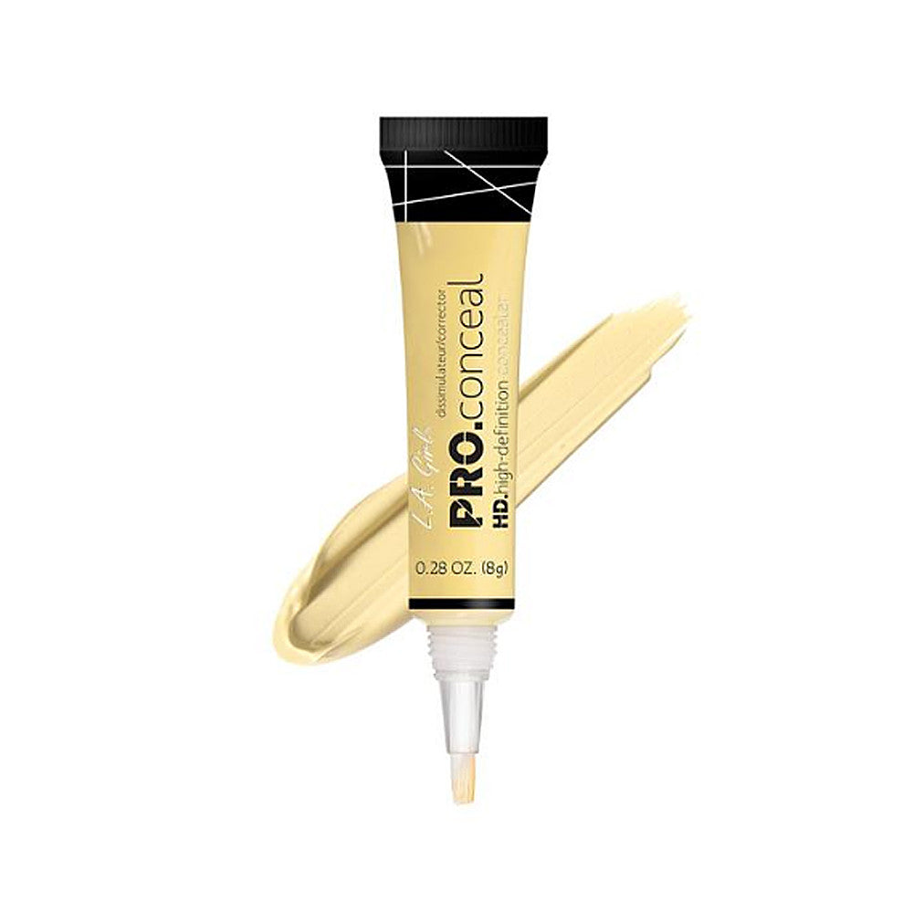 Pro Conceal HD Concealer,0.28 Ounce-Light Yellow
