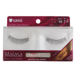 Sassi 803-012 Remy Hair Eyelashes,Balck