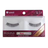 Sassi 803-073 Remy Hair Eyelashes,Balck