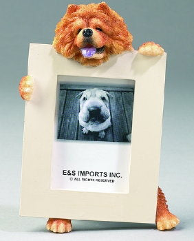 Chow Chow Photo Frame