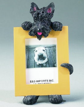 Scottish Terrier Photo Frame