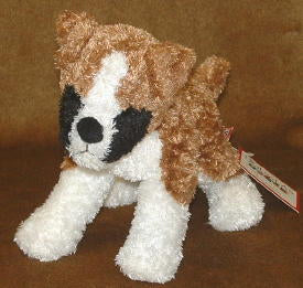 Boxer Puppy Plush Toy