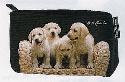 Labrador Retriever Cosmetic Bag