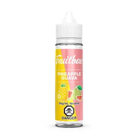 Fruitbae Pineapple Guava E-Juice