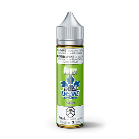 416 Vapes Insane 6 Angry E-Juice
