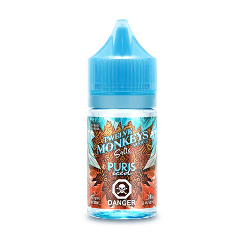 Ice Age Salts Puris E-Juice