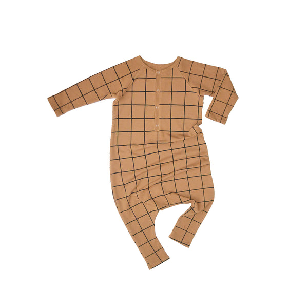 Little Urban Apparel - Grid Romper