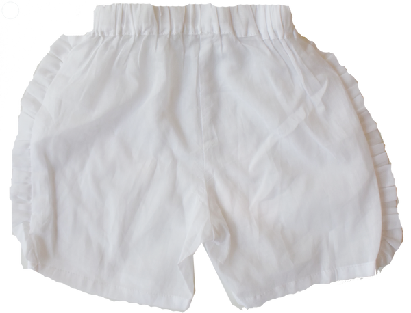Anais & I - Isabel Shorts - White