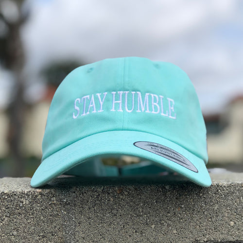Unisex Dad Hat | Stay Humble | Tiffany
