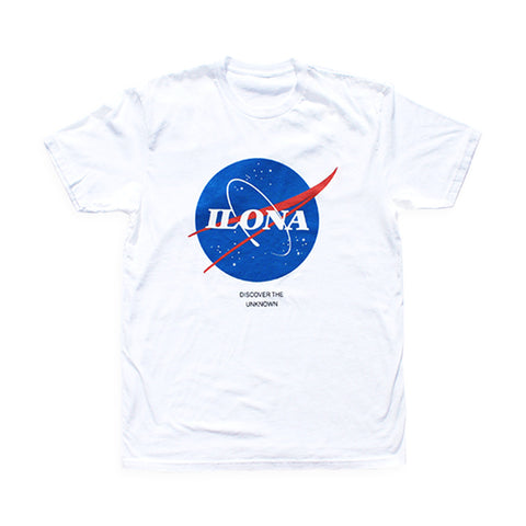 Ilona USA (NASA LOGO TEE)