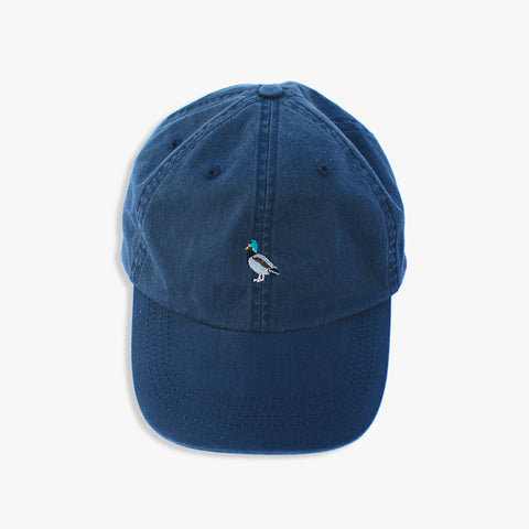 Sports Cap with Mallard Logo