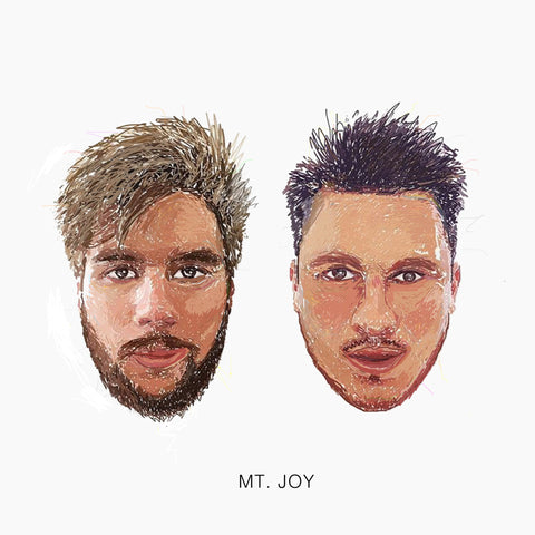 Mt. Joy Album Art Print